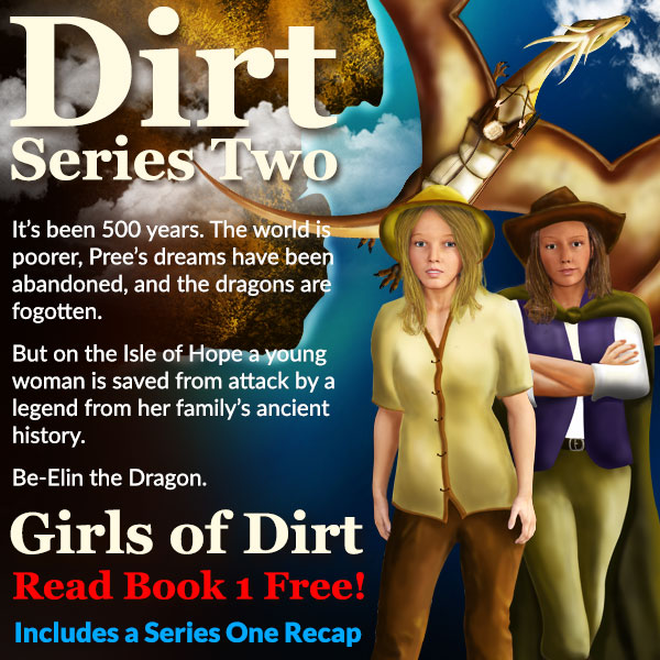 Read Girls of Dirt Free at Amazon