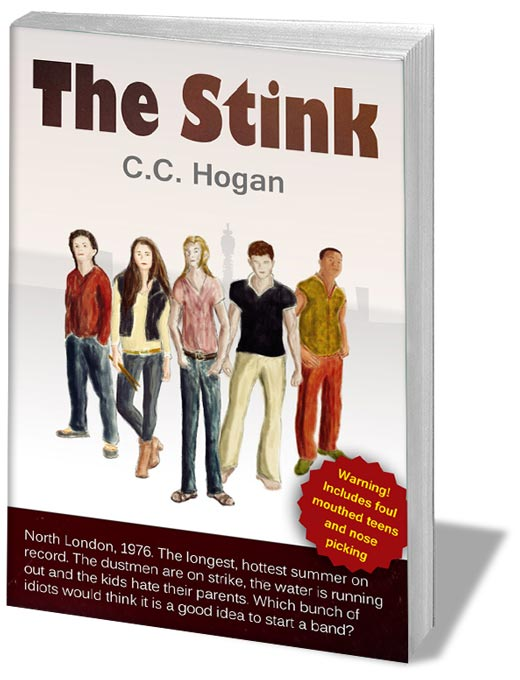 THe Stink - CC Hogan