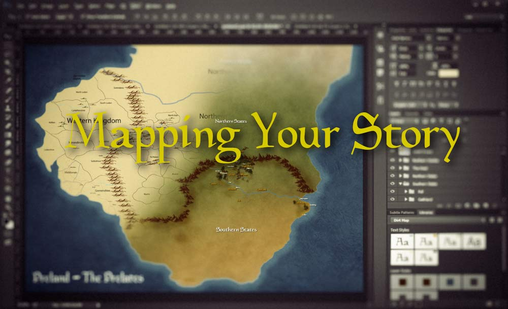 Tutorial creating a fantasy map gumiabroncs Images