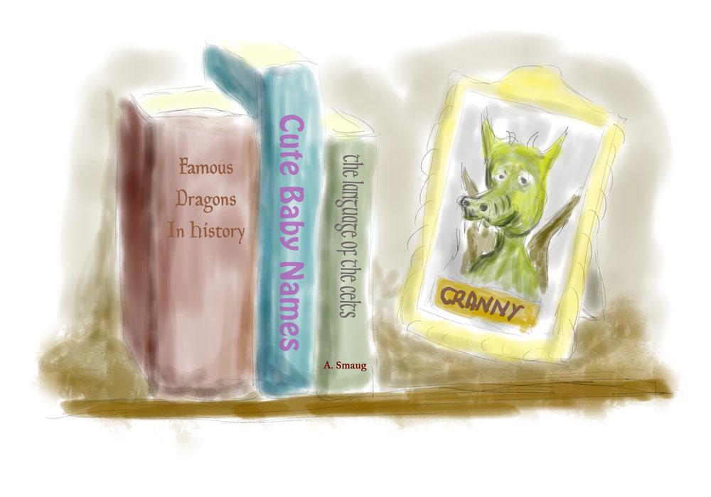 Creating names for Fantasy Novels