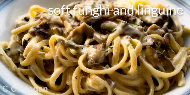 funghi and Linguine