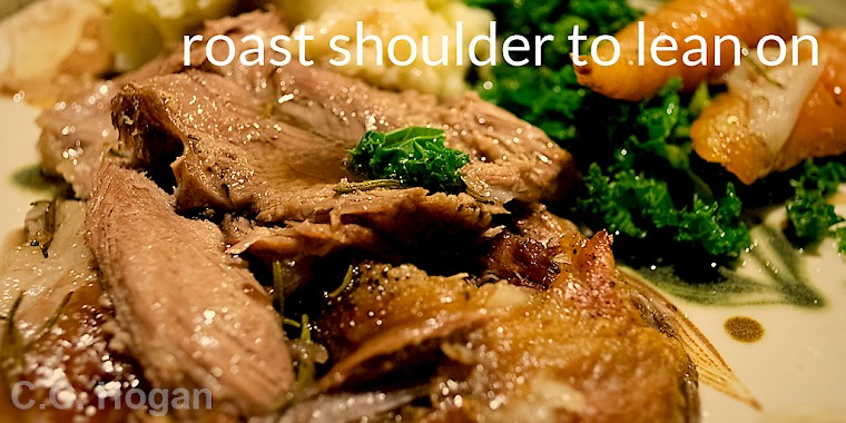 Roast Shoulder of Lamb recipe