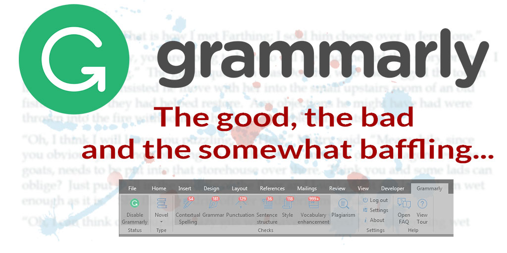 Getting the most out of Grammarly