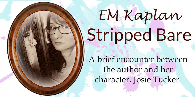 Meet the author EM Kaplan