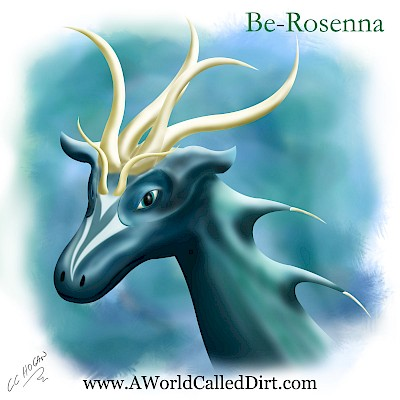 Be-Rosenna - a young sea dragon