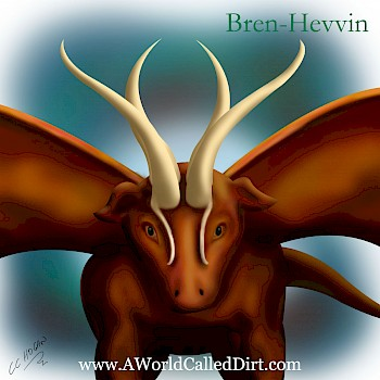 Picture of Bren-Hevvin the dragon