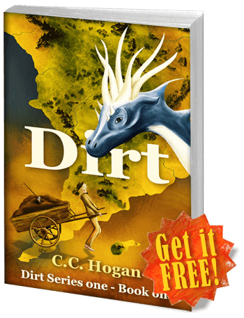 Dirt - the fantasy by CC Hogan