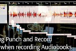 How to do Punch and Roll Recording