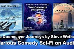 The Doomsayer Journeys by Steve Wetherell